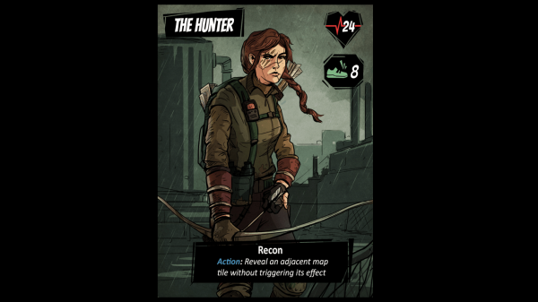 hunter mockup