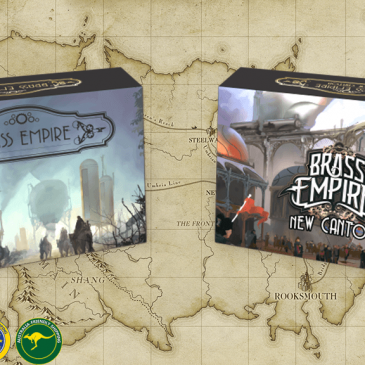Brass Empire: New Canton is live on Kickstarter!